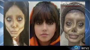 Iranian teenager who posted distorted pictures of herself is jailed for 10 years – Guardian report.