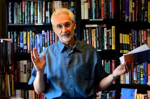 Dr. David Sam poetry reading