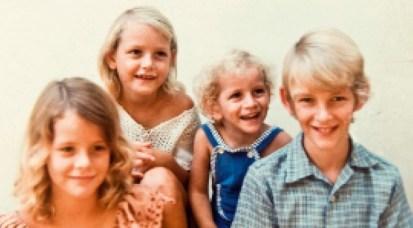 The Bain children