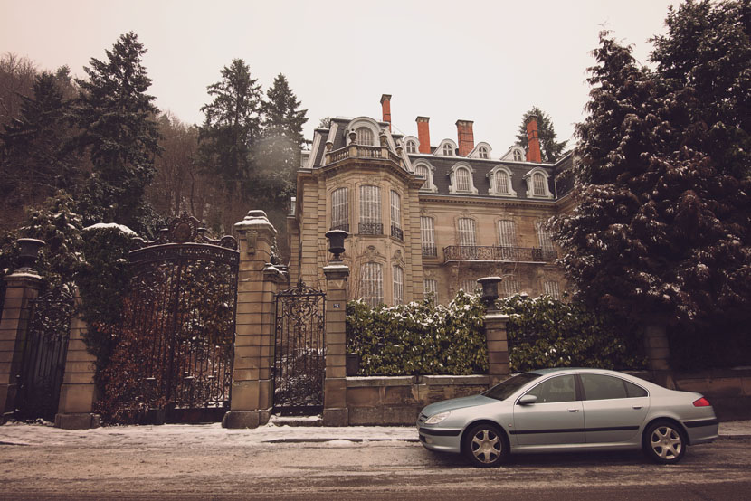 Chateau Lumiere (France)