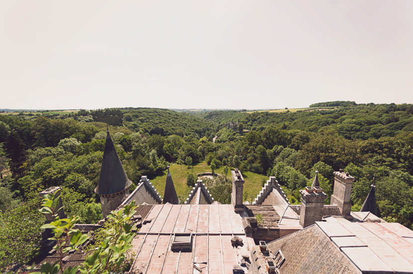 Chateau du Noisy (Miranda) (Belgium)