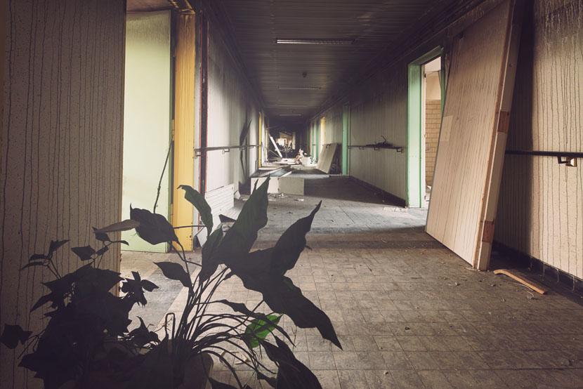 Hopital Geriatrique du Bois D'Havre (Belgium)