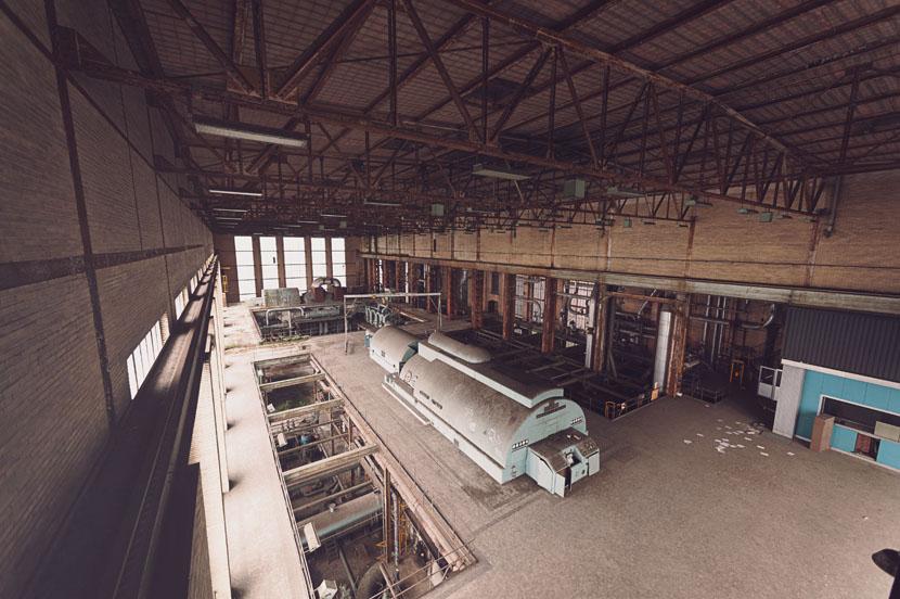Powerplant EVCB (Belgium)