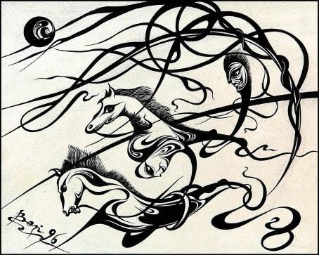Imagined Horses