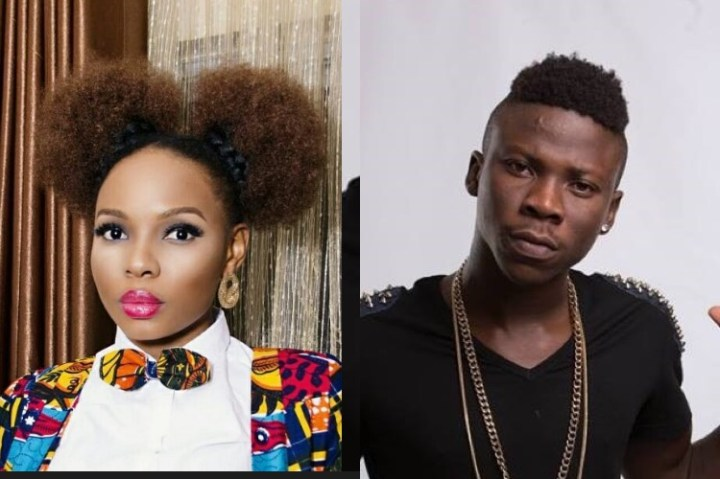 Yemi Alade Locked In Her Hotel Room