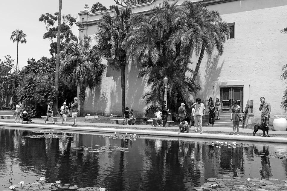 San Diego Balboa Park Digital Series David Bernie Fuji x100s