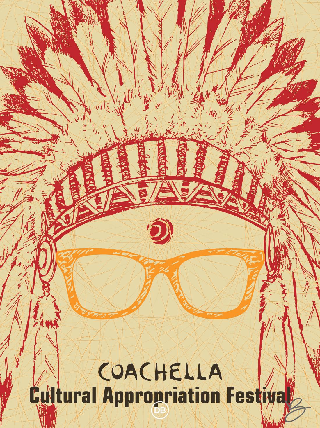 Indian Country 52 #15 - Bindi (Coachella) | David Bernie