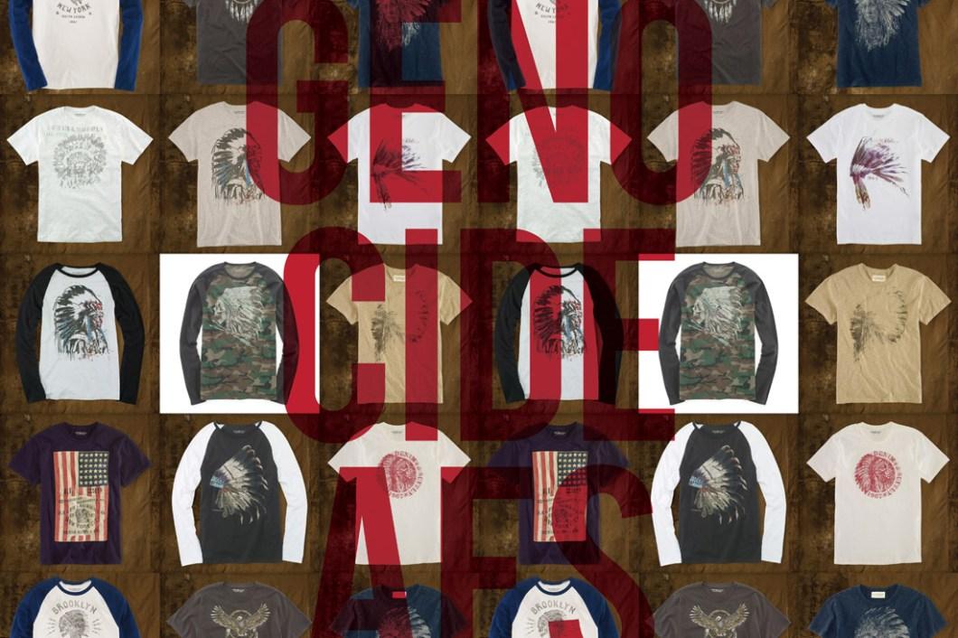 David Bernie Genocide Aesthetics Ralph Lauren Indian Country 52 Week 7