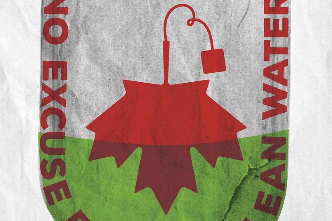 David Bernie Federal Tea First Nations Water Indian Country 52 Week 9