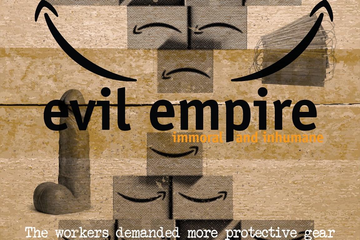 World News #35 - Evil Empire (Amazon) | David Bernie