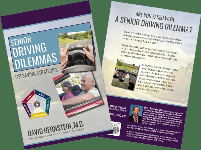 senior driving dilemmas book