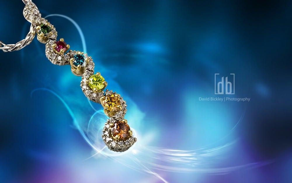 KT Pendant by David Bickley Photography