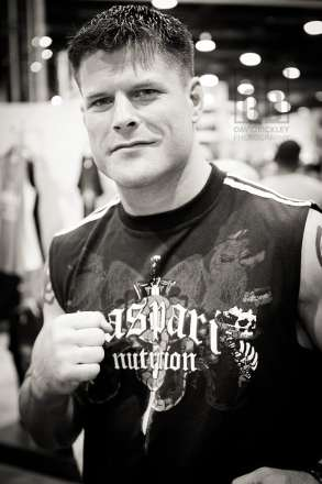 Brian Stann for David Bickley Photography
