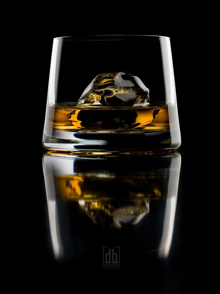 Just a Little More Whiskey by David Bickley Photography