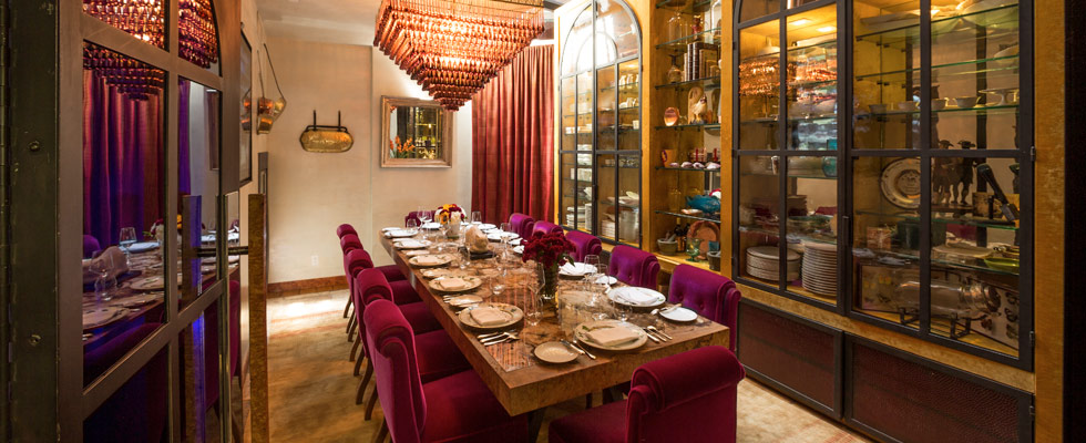 Private Dining  by David Bouley  NYC
