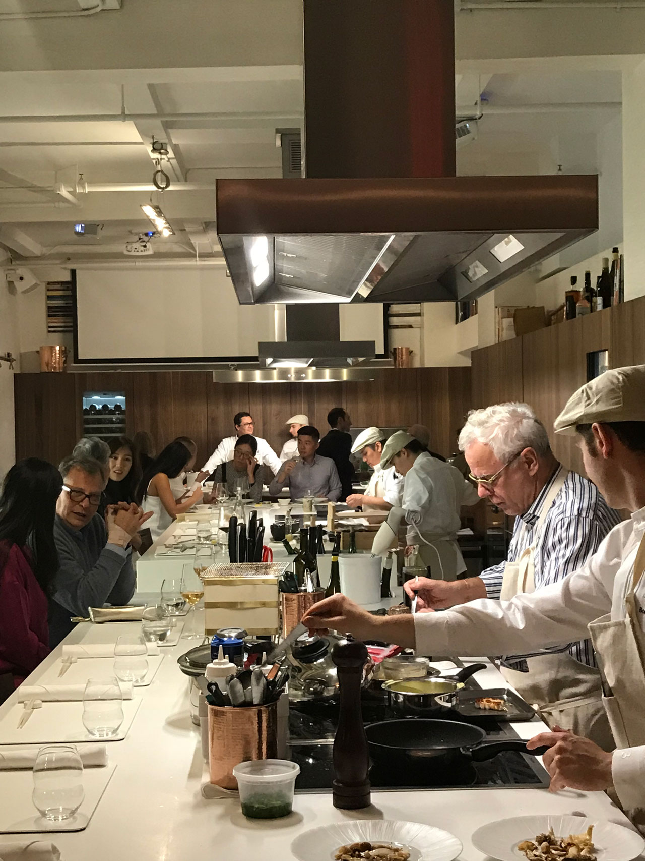 Bouley At Home Culinary Experience Restaurant 31 West 21st St Nyc