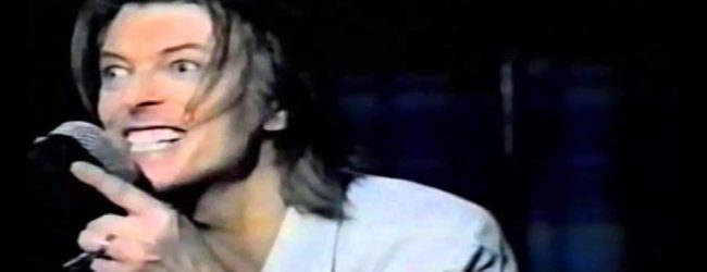 David Bowie – The Pretty Things Are Going To Hell (Unreleased)