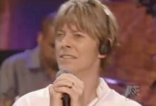David Bowie – Sound And Vision (Live, 2002)