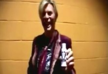 David Bowie – Behind The Scenes of 'A Reality Tour' (2003/4)