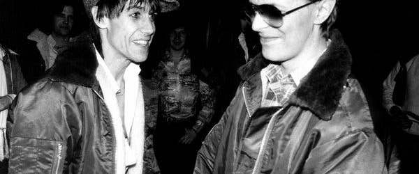 Exclusive audio! Iggy Pop & David Bowie rehearsing Sister Midnight & China Girl at Château d'Hérouville in July 1976!