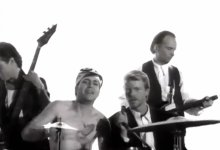 Tin Machine – Interview with David Bowie, Reeves Gabrels, Tony Fox Sales and Hunt Sales (1989)
