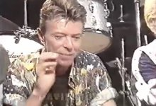 Tin Machine  (French TV, 24th October 1991)