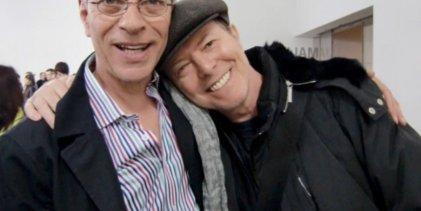 Geoff MacCormack – Band Member & Childhood Friend Talks about David Bowie – Radio Broadcast 04/01/21