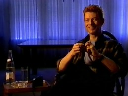 David Bowie Interview with Sharon Moldavi (1996)