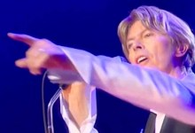 David Bowie – I've Been Waiting for You (Paris, 1st July 2002)