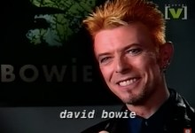 David Bowie 1997 TV Special (The Drum)
