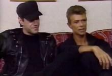 David Bowie & Tony Sales Interview (Good Rockin' Tonite, 1991)