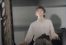 David Bowie – The Image (Short Film, 1967) (Colourised)