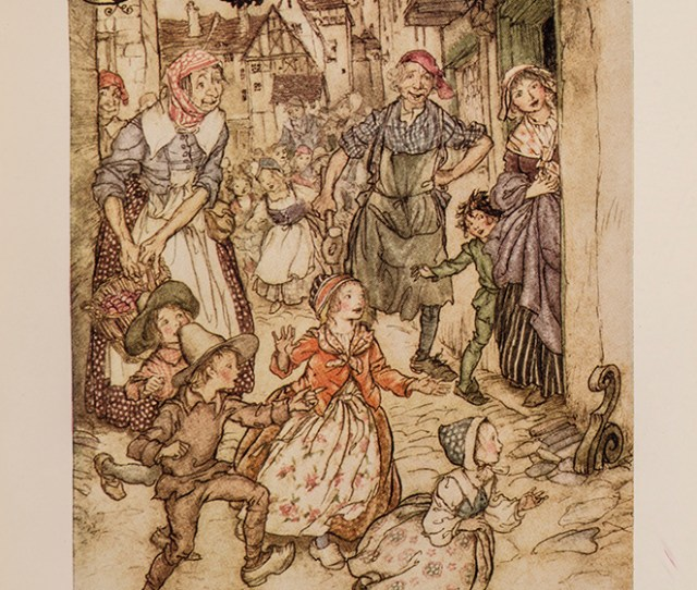 Image  For Pied Piper Of Hamelin The