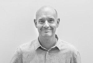 Portrait photograph of David Brimble B ook Production Consultant
