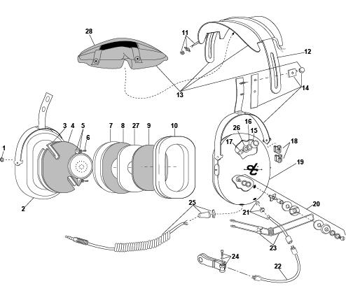 h10 76 headset wiring harness wiring diagram wiring schematics