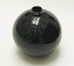 Ceramic 09 Black Vase