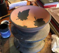 Ceramic 23 Black Underglaze