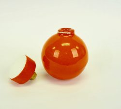 Ceramic 12 Vols bottle!