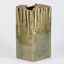 Ceramic 016 Stoneware Vase Celadon Glaze