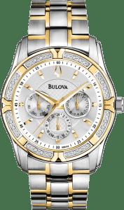 Bulova Men's Diamond Watch