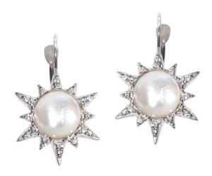 Aztec-starburst-drops-mother-of-pearl-silver-earrings-crop