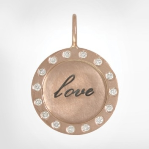 Rose-gold-round-wide-frame-charm-white-diamonds-stamped-love