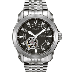 Bulova Men's Automatic Diamond Watch