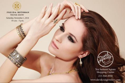 Freida Rothman Trunk Show at David Craig Jewelers