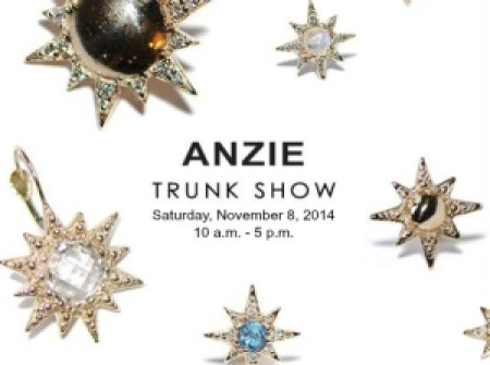 Anzie Jewelry Trunk Show November 8