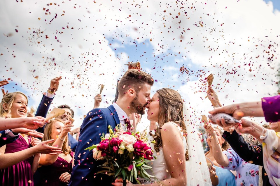 Sinead & Jonny - The Priory - Hertfordshire Wedding