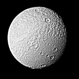 Тетис из Voyager 2