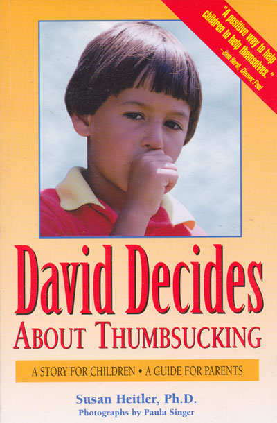David Decides About Thumbsucking  help children overcome
