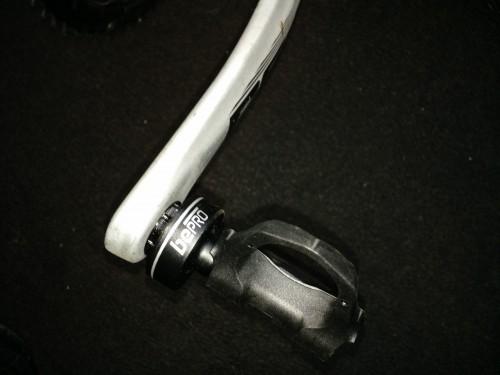 The Pedal and Sensor