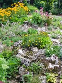 How to: build and plant an alpine rock garden - David Domoney